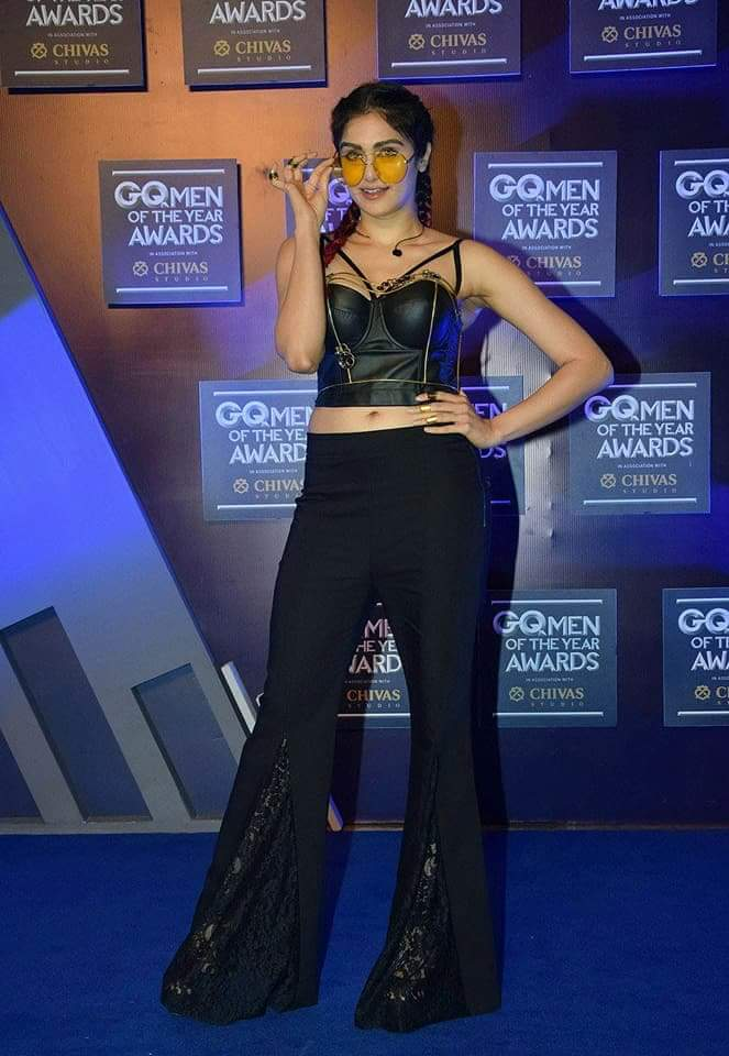 Bollywood stars attended the 'GQ Men of the Year Awards 2017