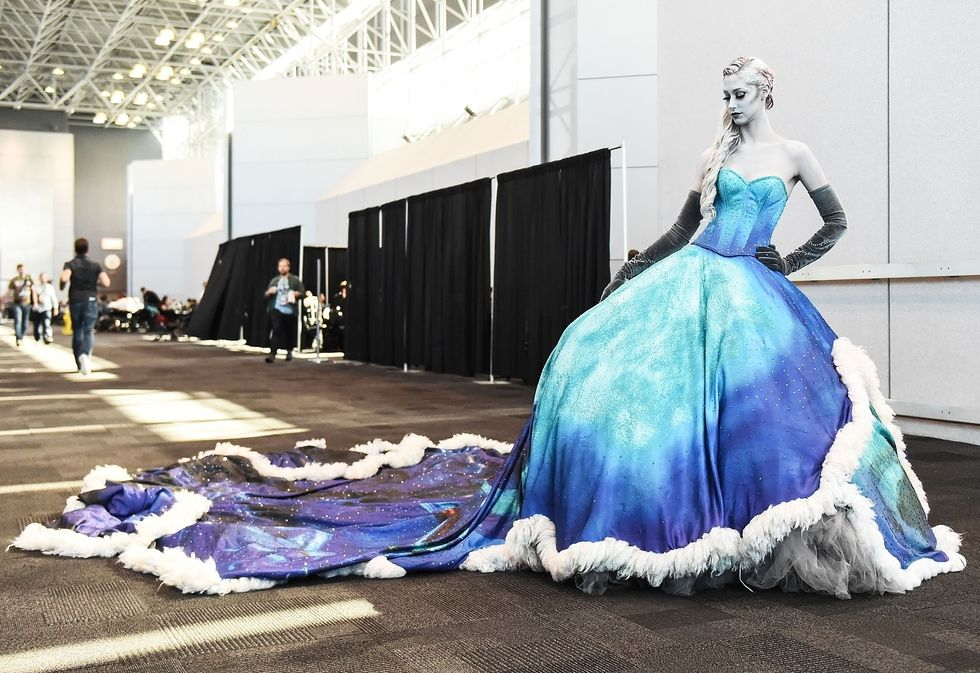 "New York Comic-Con 2017 ""49 of the Most Impressive Cosplays"""