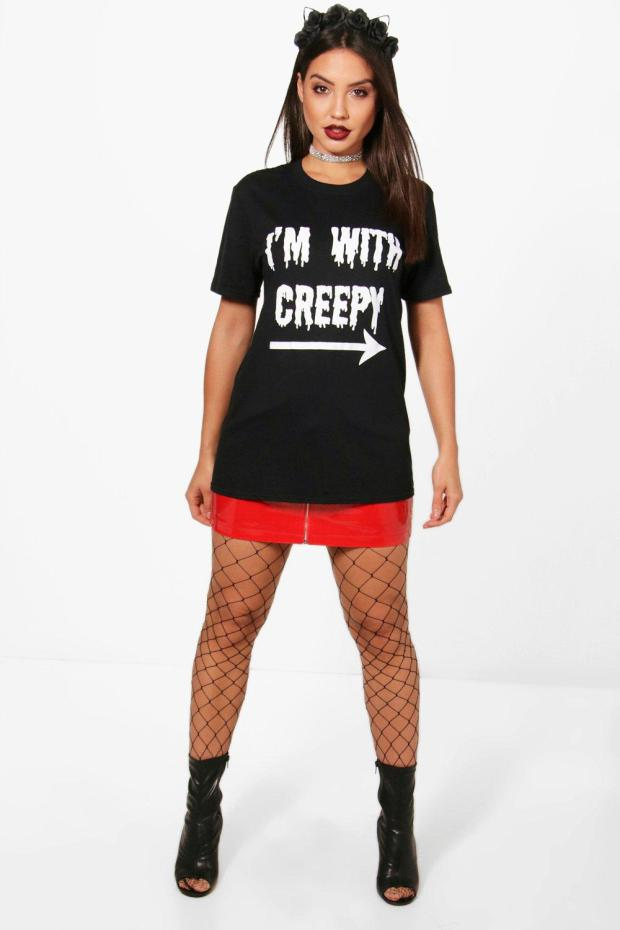Halloween costume collection is frightfully fashionable