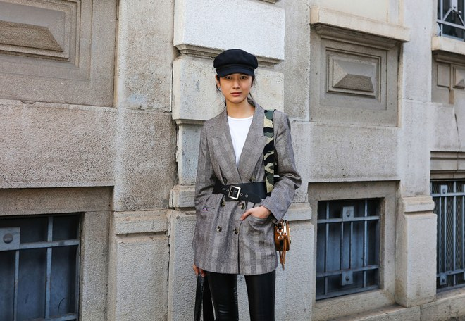 Street top styles trends  spring 2018