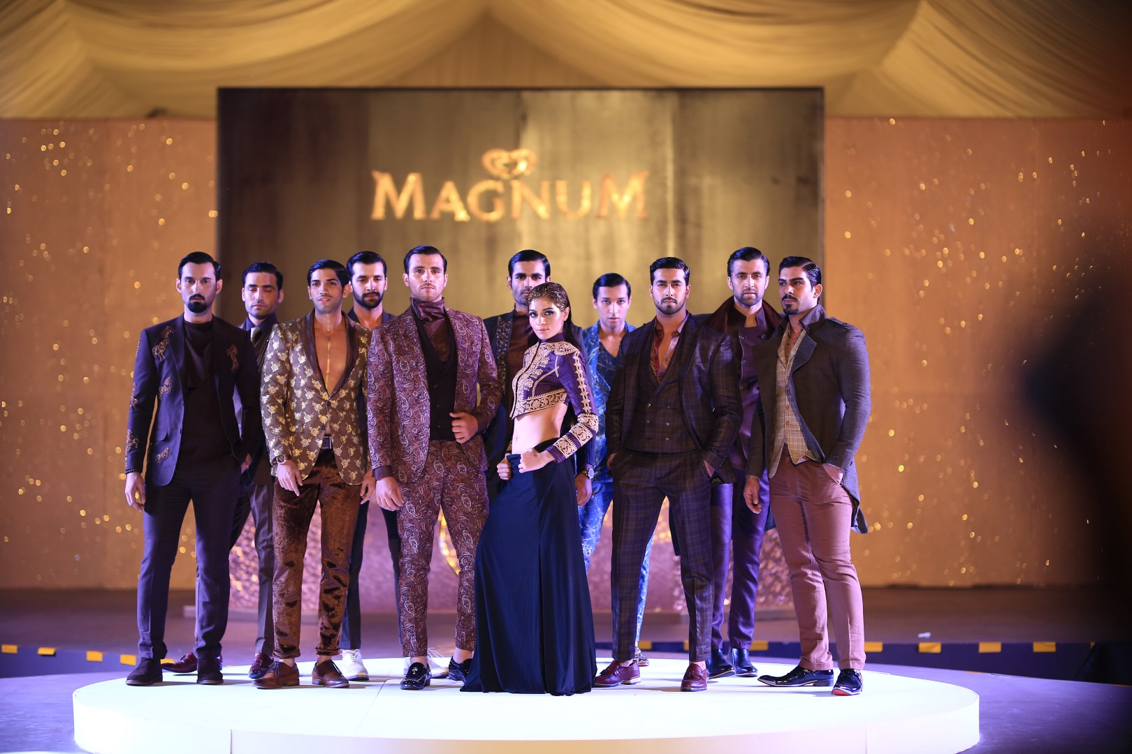 The Magnum Chocolate Party presenting 'A Chocolate Affair'